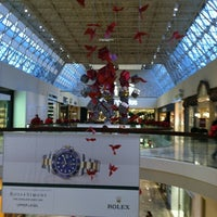 Photo taken at The Shops at Chestnut Hill by Chris M. on 12/27/2012