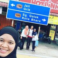 Photo taken at Pasar Rantau Panjang by Nik E. on 8/5/2016