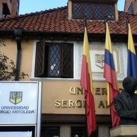 Photo taken at Universidad Sergio Arboleda by Miss M. on 3/2/2013