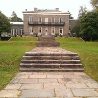 "Photo taken at Bartow-Pell Mansion Museum by Jafe ""The Man in the Tan Hat"" C. on 10/6/2012"