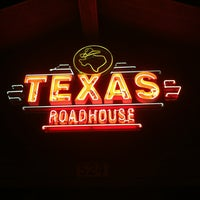Photo taken at Texas Roadhouse by Jason H. on 1/18/2013