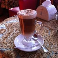 Photo taken at Café Arabico by Pamela G. on 7/18/2013