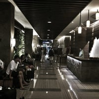 Photo taken at Grand Whiz Hotel by yotsavee j. on 5/5/2014