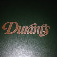 Photo taken at Durant's by Zach G. on 4/9/2014