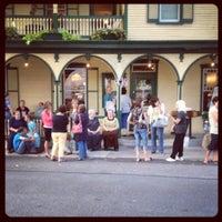 Photo taken at Tomato Pie Cafe by Anita K. on 9/14/2012