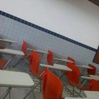 Photo taken at UNIVERSO - Universidade Salgado de Oliveira by Heberton F. on 3/18/2013