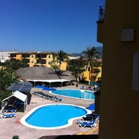 Photo taken at Costa Club Punta Arena Hotel by Julio L. on 3/3/2013