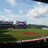 Photo taken at Dell Diamond by Albert V. on 7/10/2013