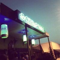 Photo taken at Bottletree Cafe by Nick R. on 6/23/2013