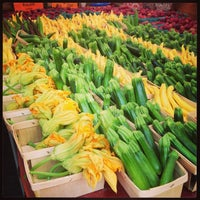 Photo taken at Dupont Circle FRESHFARM Market by Haley W. on 7/14/2013