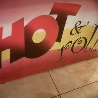 Photo taken at Hot&Roll by Noor L. on 1/26/2013