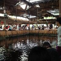 Photo taken at Bishan Hai Bin Prawning by rachael tan on 9/8/2013