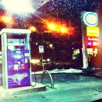 Photo taken at Esso - Marché Express by Duc C. N. on 3/26/2013