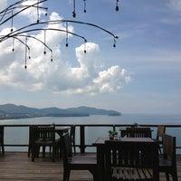 Photo taken at Secret Cliff Resort And Restaurant Phuket by Кристина О. on 3/24/2013