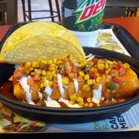 Photo taken at Taco Bell by Dereck J. on 7/29/2013