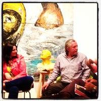 Photo taken at Galería GBG Arts by Ricardo G. on 5/5/2013