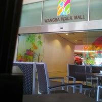 Photo taken at Wangsa Walk Mall by azrul s. on 12/27/2012
