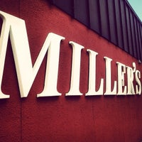 Photo taken at Miller's Bar by Mr. C. on 9/13/2013