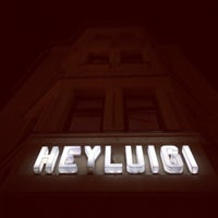 Photo taken at Hey Luigi! by florian k. on 2/24/2014