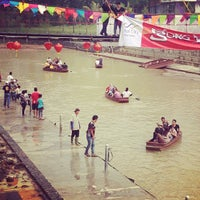 Photo taken at Ah Poong (Pasar Apung Sentul City) by Michelle N. on 2/9/2013