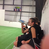 Photo taken at Indiana Soccer Academy by Brian S. on 11/30/2014