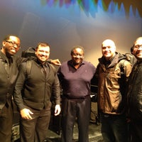 Photo taken at Carver Museum Boyd Vance Theater by Heather W. on 1/12/2015
