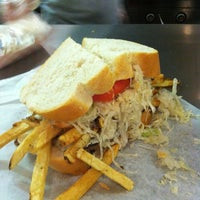 Photo taken at Primanti Bros. by Brian C. on 10/18/2012