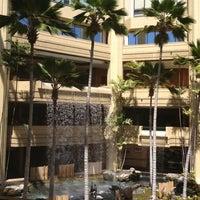 Photo taken at Hyatt Regency Waikiki Beach Resort and Spa by Jamila R. on 8/2/2013