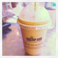 Photo taken at Native Sun Natural Foods Market by Clinton H. on 10/18/2012