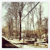 Photo taken at Easton, CT by Jen on 12/25/2012