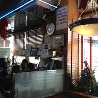 Photo taken at Jimmy's Cafe Restaurant by Ron C. on 12/30/2012