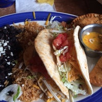 Photo taken at On The Border Mexican Grill & Cantina by Jessica W. on 4/10/2016