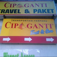 Photo taken at Cipaganti Travel by Muhammad A. on 5/4/2014