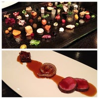 Photo taken at Alinea by Lee B. on 10/25/2012