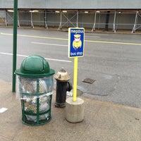 Photo taken at Megabus Terminal - W 34th St & 11 Av by Brian M. on 12/8/2012