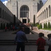 Photo taken at Australian War Memorial by Lyana M. on 11/14/2012