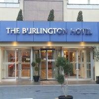 Photo taken at DoubleTree by Hilton Hotel Dublin - Burlington Road by Denis B. on 11/13/2012