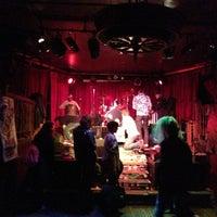 Photo taken at Nietzsche's by Davepbass on 10/31/2012