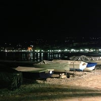 Photo taken at Lungomare di Santa Margherita Ligure by Roberto C. on 1/31/2013