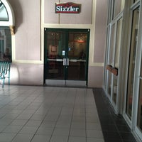 Photo taken at Sizzler by Jonathan H. on 1/26/2013