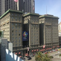 Photo taken at The Westin St. Francis on Union Square by Albert WK S. on 3/18/2013