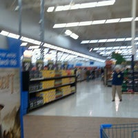 Photo taken at Walmart Supercenter by Jeff S. on 3/29/2013