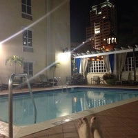 Photo taken at Hampton Inn & Suites St. Petersburg/Downtown by Cora W. on 11/23/2013