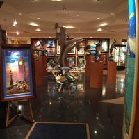 Photo taken at Wyland Galleries Of Florida by Gerald H. on 1/14/2015