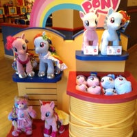 Photo taken at Build-A-Bear Workshop by Stacey H. on 4/1/2013