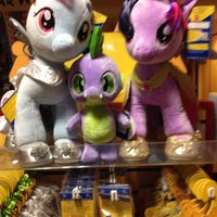 Photo taken at Build-A-Bear Workshop by Stacey H. on 10/12/2013