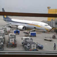 Photo taken at Jet Airways Checkin by Jatin I. on 8/3/2014