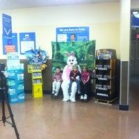 Photo taken at Walmart Supercenter by Jordon H. on 3/23/2013