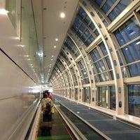 Photo taken at HND Terminal 2 by ken k. on 7/23/2013