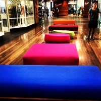 Photo taken at Melbourne Central by Khalil A. on 11/20/2012